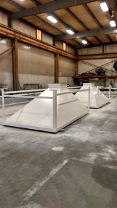 Custom Steel Fabrication from Jameson Steel Fabrication, Inc