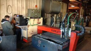 Jameson Steel Custom Steel Plate Processing Equipment