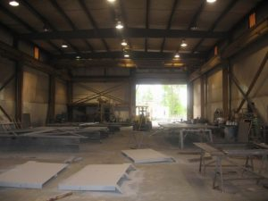 Cranes & Mobile Lifts for custom steel installation by Jameson Steel