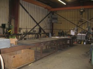 Jameson Steel Custom Steel Hand Rail Equipment