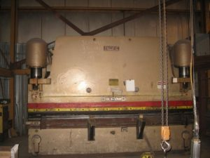 Custom Steel Plate Processing Equipment Jameson Steel