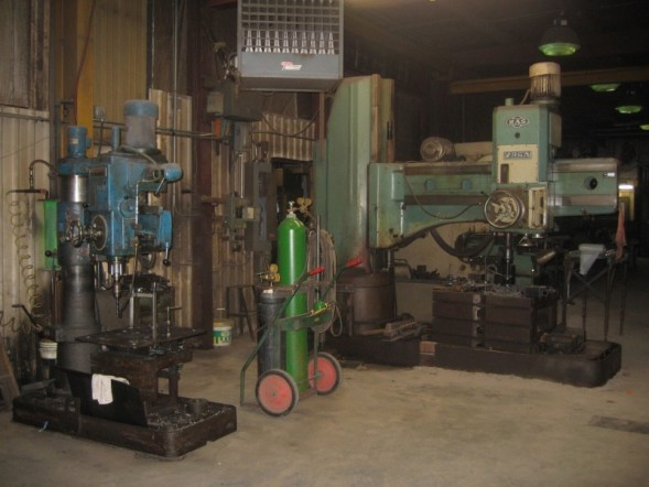 Steel Fabrication Equipment Jameson Steel Fabrication Inc
