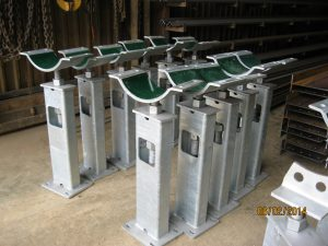 Adjustable Steel Pipe Supports by Jameson Steel
